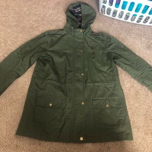 Green Mine jacket